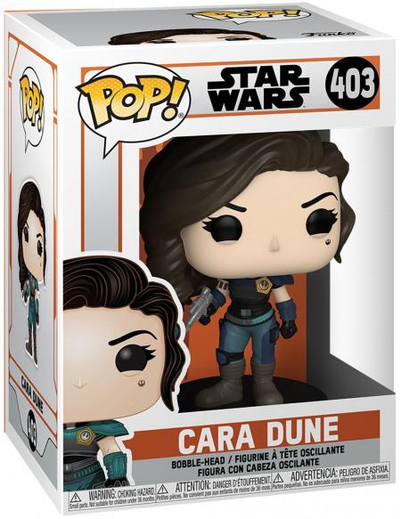 Star Wars The Mandalorian - Cara Dune - Funko Pop! n°403 Figurine de collection Standard