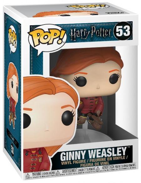Harry Potter Figurine En Vinyle Ginny Weasley 53 Figurine de collection Standard