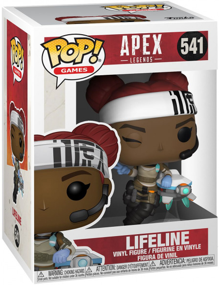 Figurine Funko Pop Games Apex Legends Lifeline