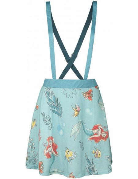 Arielle, die Meerjungfrau Symbols Jupe turquoise