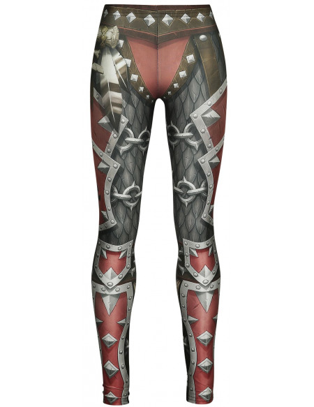 World Of Warcraft Wild Bangarang - The Horde Legging multicolore