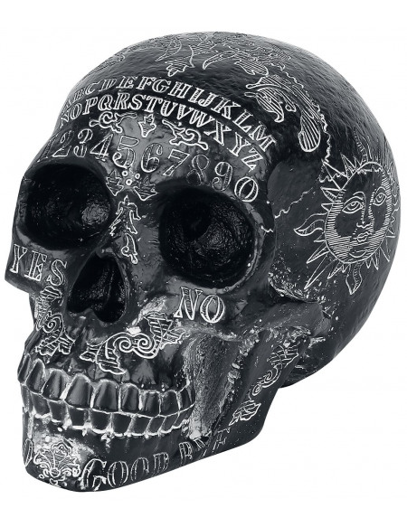 Nemesis Now Crâne Dark Spirits Crâne décoratif Standard