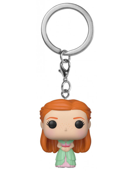 Harry Potter Ginny (Yule Ball) Pocket Pop! Porte-clés Standard