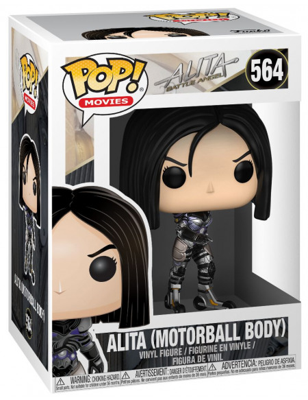 Alita: Battle Angel Alita (Costume De Motorball) - Funko Pop! n°564 Figurine de collection Standard
