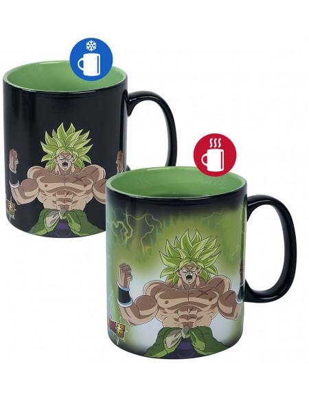 Dragon Ball Super Broly - Gogeta & Broly - Mug Thermoréactif Mug multicolore