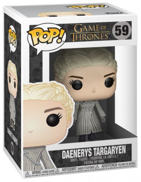 Figurine Funko Pop Game Of Thrones Season 8 Daenerys Targaryen