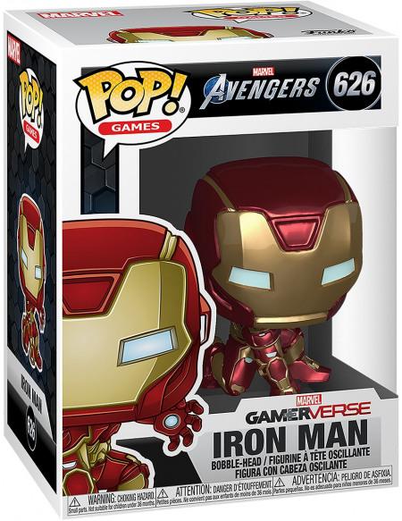 Marvel Avengers Iron Man - Funko Pop! n°626 Figurine de collection Standard