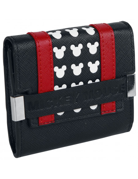 Mickey & Minnie Mouse Loungefly - Mickey Portefeuille Standard