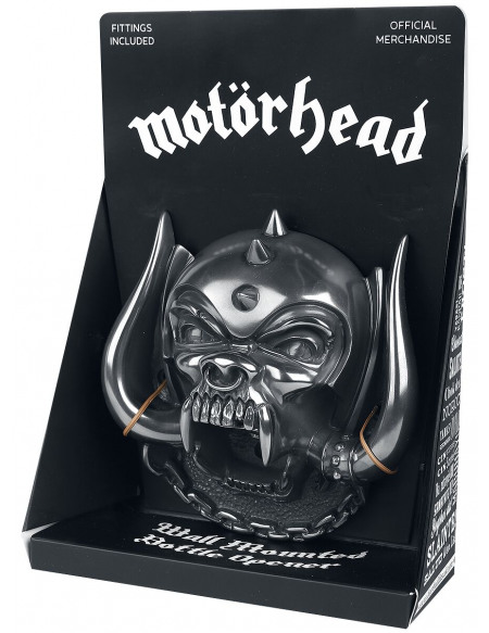 Motörhead Snaggletooth Décapsuleur Standard