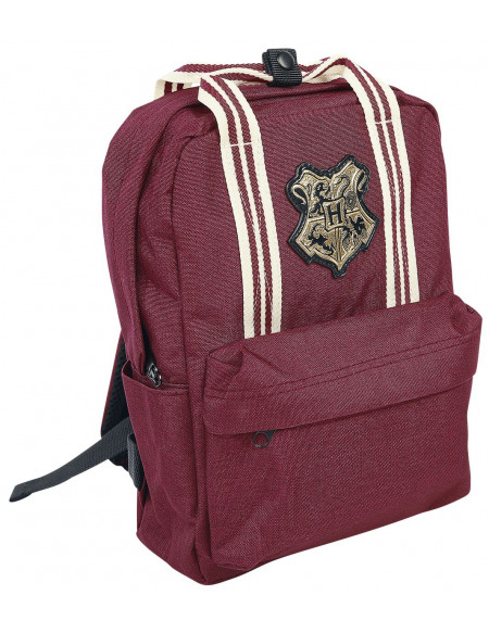Harry Potter Poudlard Sac à Dos bordeaux