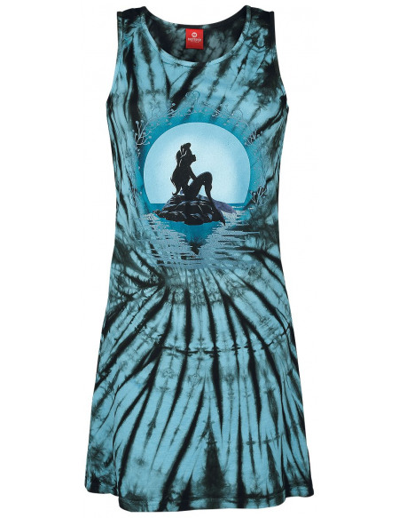 La Petite Sirène Moonshine Robe batik