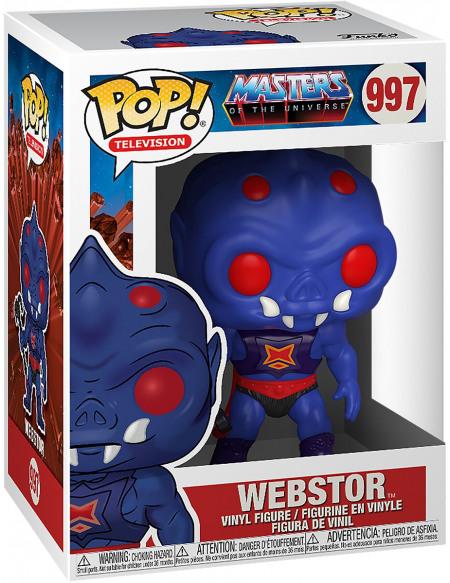 Masters Of The Universe Webstor - Funko Pop! n°997 Figurine de collection Standard