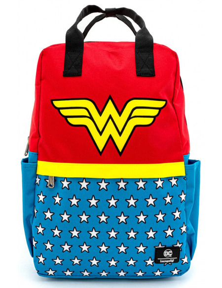 Wonder Woman Loungefly - Logo Sac à Dos multicolore