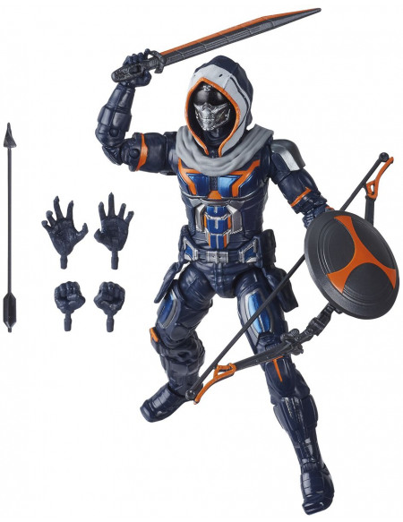 Black Widow Taskmaster (Marvel Legends Series) Figurine articulée Standard