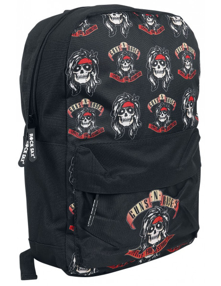 Guns N' Roses Appetite for destruction Sac à Dos noir