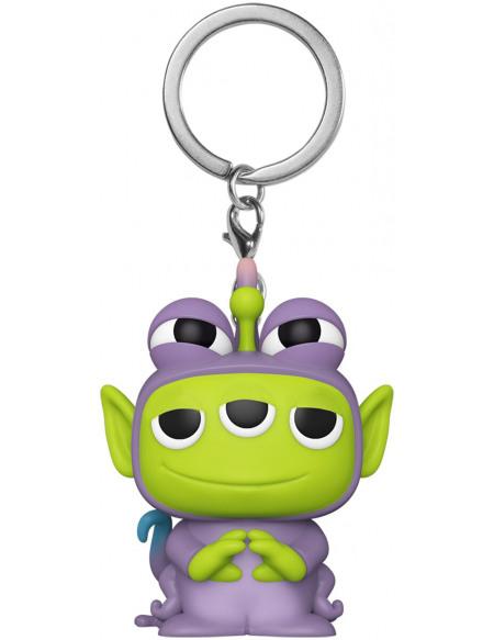 Toy Story Alien En Randall - Pop! Keychain Porte-clés Standard
