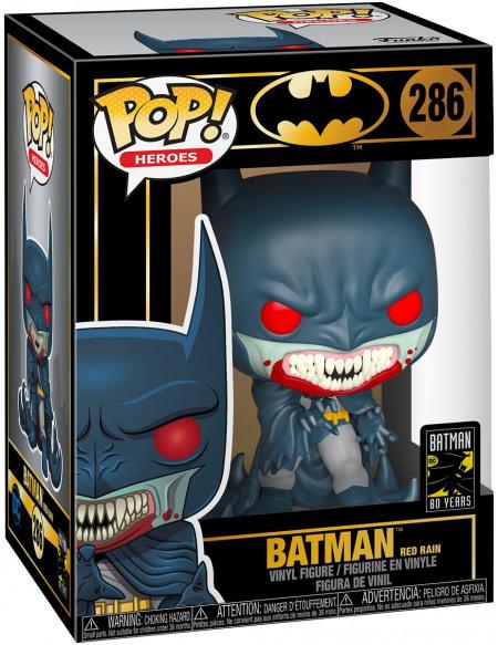 Batman 80th - Batman Pluie De Sang - Funko Pop! n°286 Figurine de collection Standard