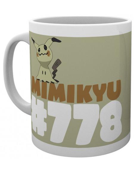 Pokémon Mimiqui Mug Standard