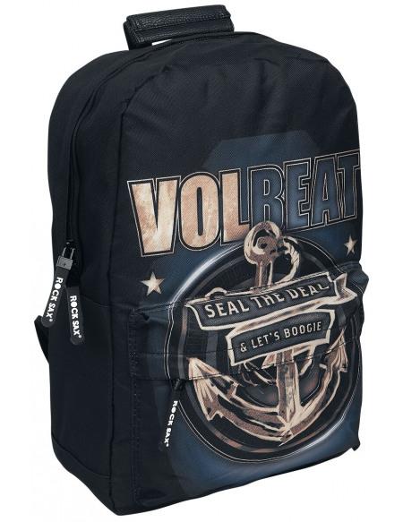 Volbeat Seal The Deal Sac à Dos noir