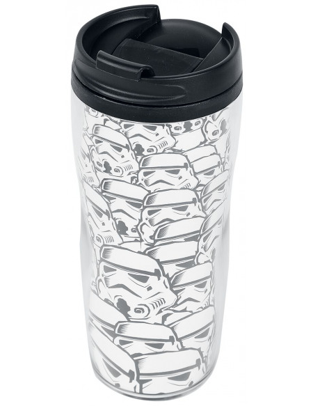 Star Wars Where Is Vader? Bouteille multicolore