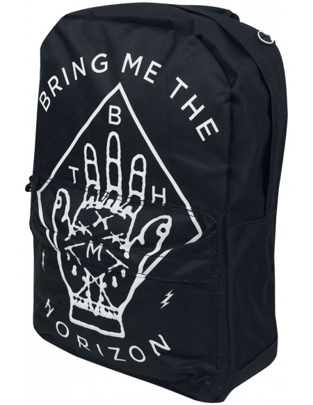 Bring Me The Horizon Hand Sac à Dos noir