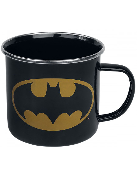 Batman Batman Logo Mug noir