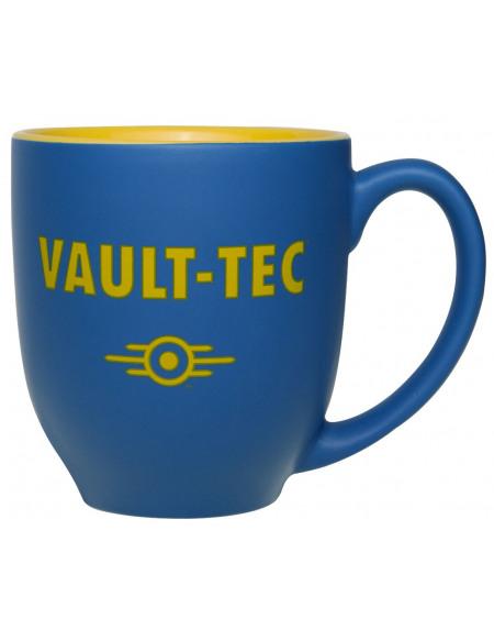 Fallout Vault-Tec Mug bleu/jaune