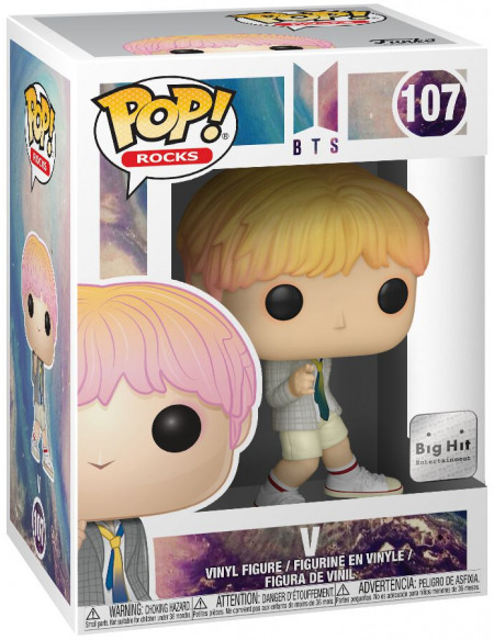 Figurine Funko Pop Rock BTS V