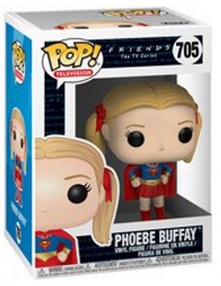 Friends Figurine En Vinyle Phoebe Buffay 705 Figurine de collection Standard