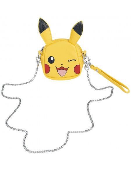 Pokémon Porte-Feuille En Forme De Pikachu Portefeuille jaune