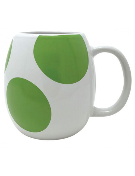 Super Mario Yoshi's Egg Tasse Mug Standard