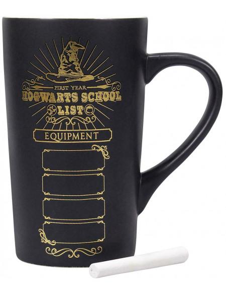 Harry Potter School List Mug Standard