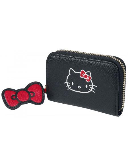 Hello Kitty Hello Kitty Portefeuille noir
