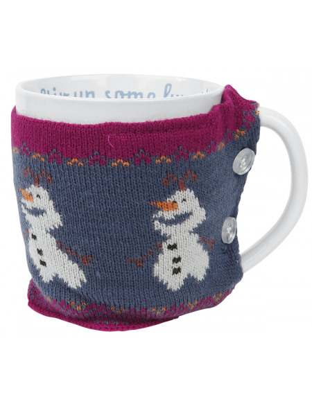 La Reine Des Neiges Olaf Mug multicolore