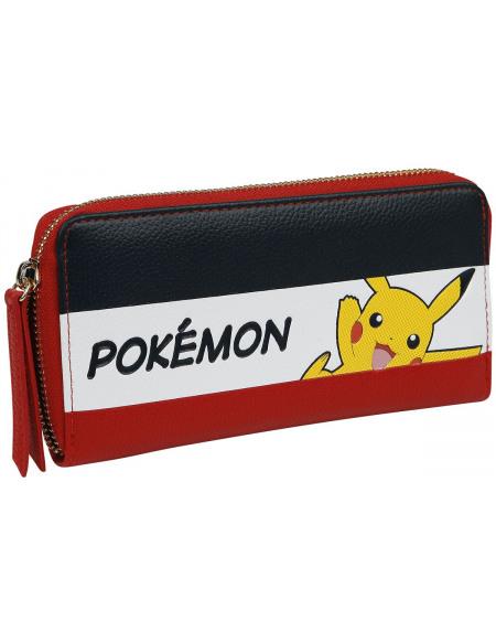Pokémon Pikachu Portefeuille multicolore