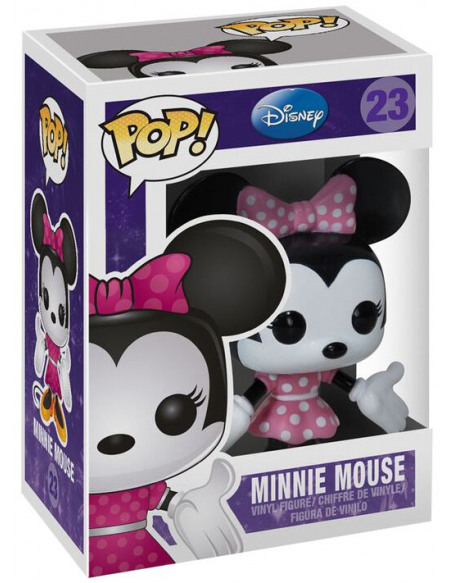 Walt Disney Minnie Mouse Vinyl Figure 23 Figurine de collection Standard