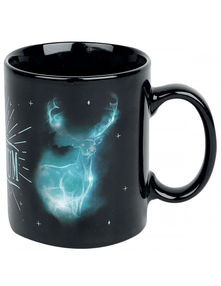 Harry Potter Expecto patronum - Mug fluorescent Mug multicolore