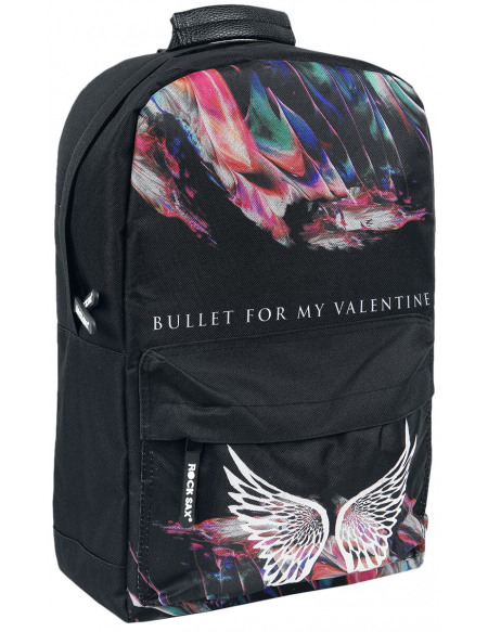 Bullet For My Valentine Wings 1 Sac à Dos noir