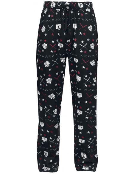 The Walking Dead Negan Bas de pyjama multicolore