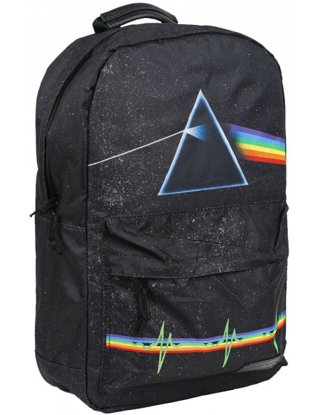 Pink Floyd The Dark Side Of The Moon Sac à Dos noir