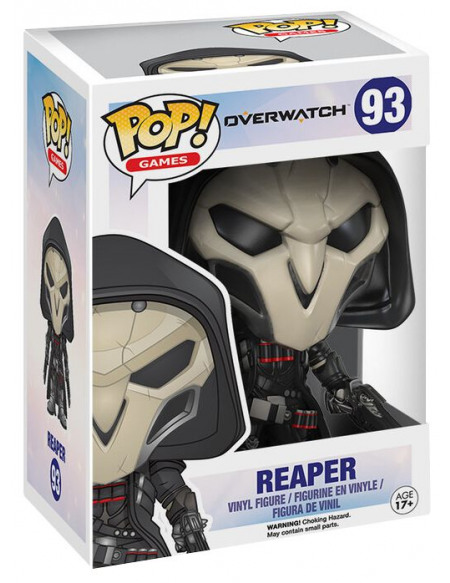 Overwatch Faucheur - Funko Pop! n°93 Figurine de collection Standard
