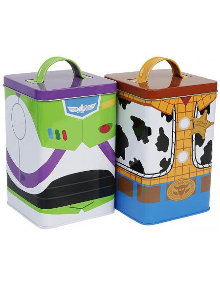 Toy Story Buzz und Woody Boîte rangement multicolore