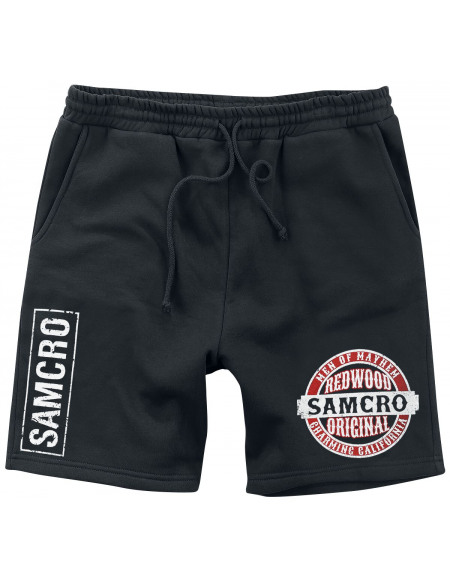 Sons Of Anarchy Samcro Original Short noir