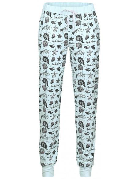 La Petite Sirène Live The Adventure Bas de pyjama bleu clair