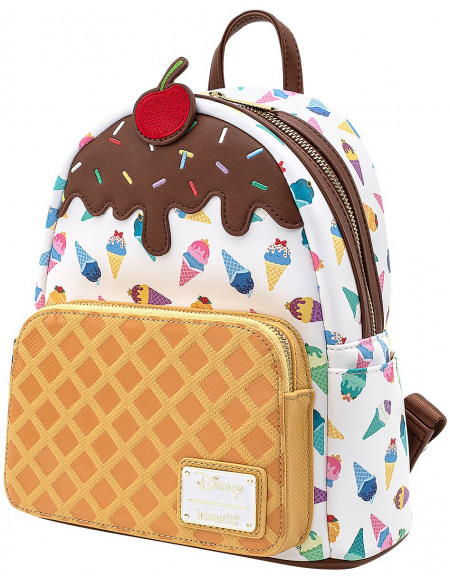 Walt Disney Princesses - Glaces - Loungefly Sac à Dos multicolore