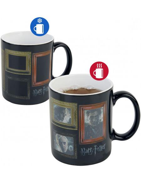 Harry Potter Portraits - Mug Thermoréactif Mug multicolore