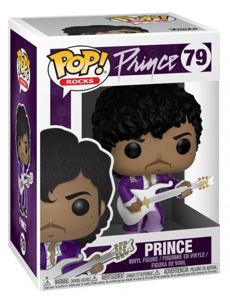 Prince Prince Rocks Vinyl Figure 79 Figurine de collection Standard