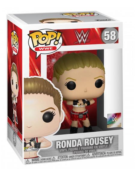 WWE Ronda Rousey - Figurine en vinyle 58 Figurine de collection Standard