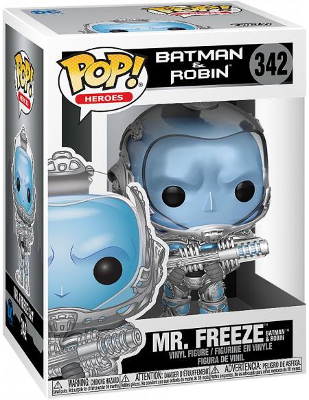 Batman Batman & Robin - Mr. Freeze - Funko Pop! n°342 Figurine de collection Standard