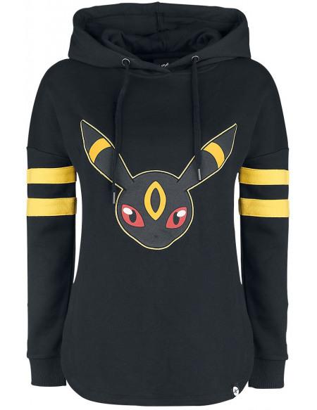 Pokémon Noctali - 197 Veste à Capuche Femme gris